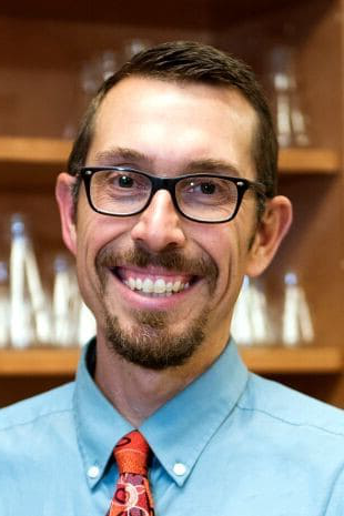 Jason Kilgore, Ph.D. portrait