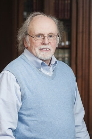 John Krol, Ph.D. portrait