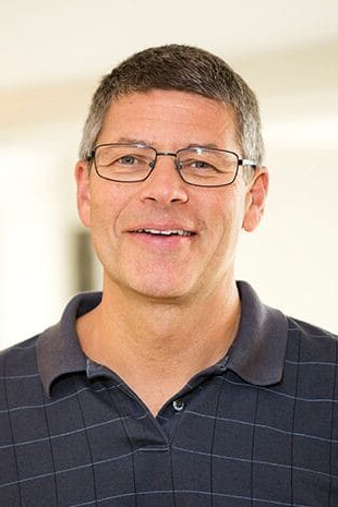 Mark Harris, Ph.D. portrait