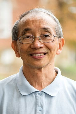Roman Wong, Ph.D. portrait