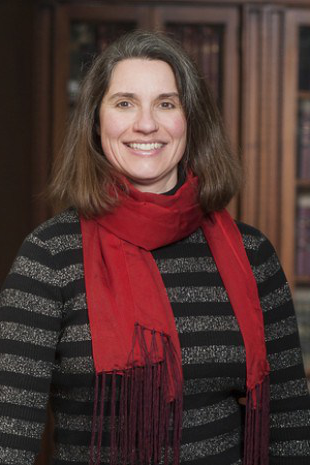 Sharon Taylor, Ph.D. portrait